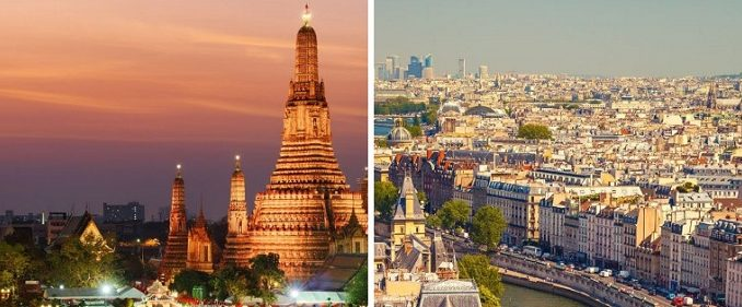 Paris-Bangkok