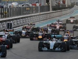 Illustration du début du championnat de Formule 1 2017