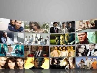 Illustration des séries TV