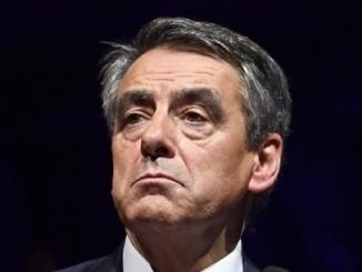 François Fillon mécontent