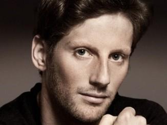 Le pilote de formule Romain Grosjean