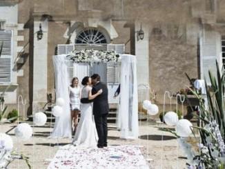 L'organisation d'un mariage