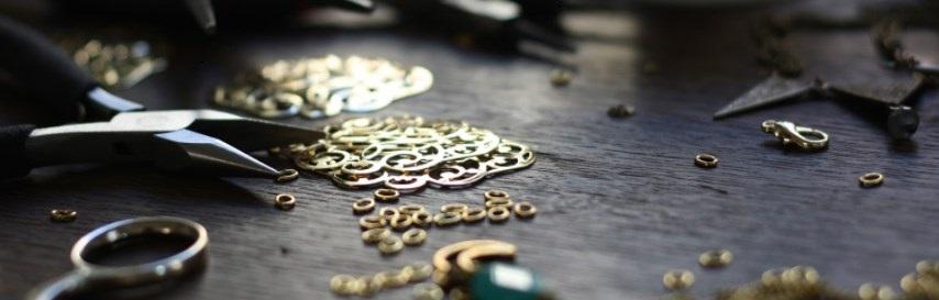 Un atelier de bijouterie
