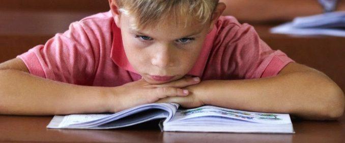 Enfant dyspraxique