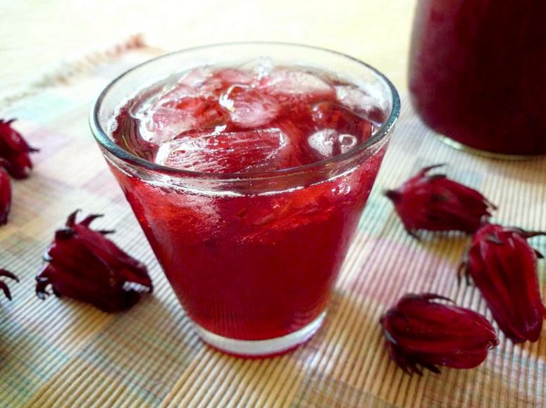 Bissap, le jus d'hibiscus