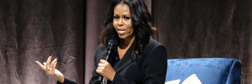 Interview de Michelle Obama