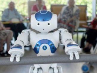 Zora, le robot des Ehpad