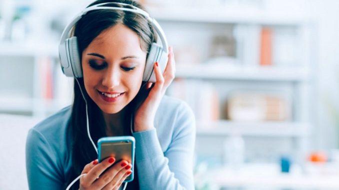 Ecouter de la musique sur son smartphone