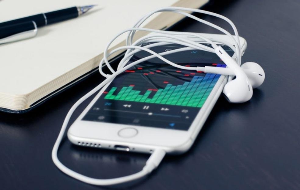 Musique sur iPhone