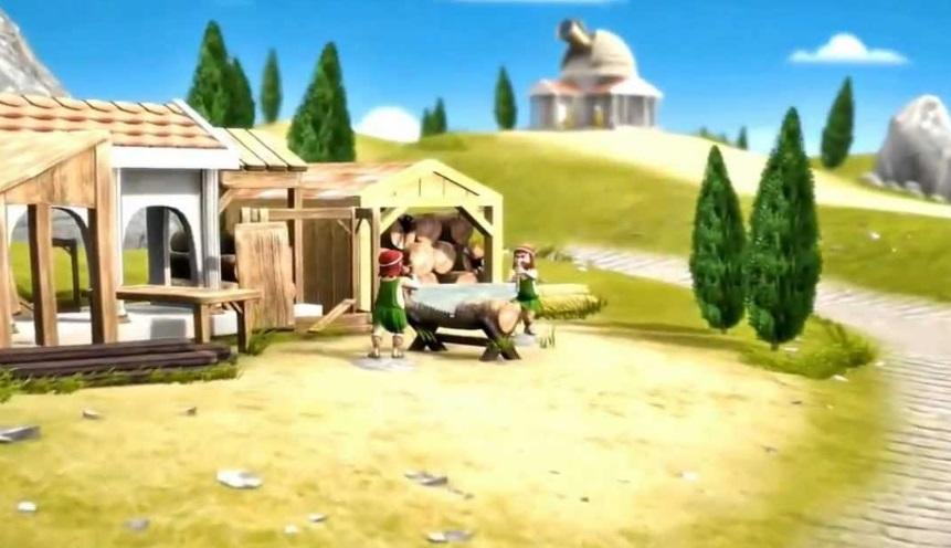 Image du jeu Ikariam